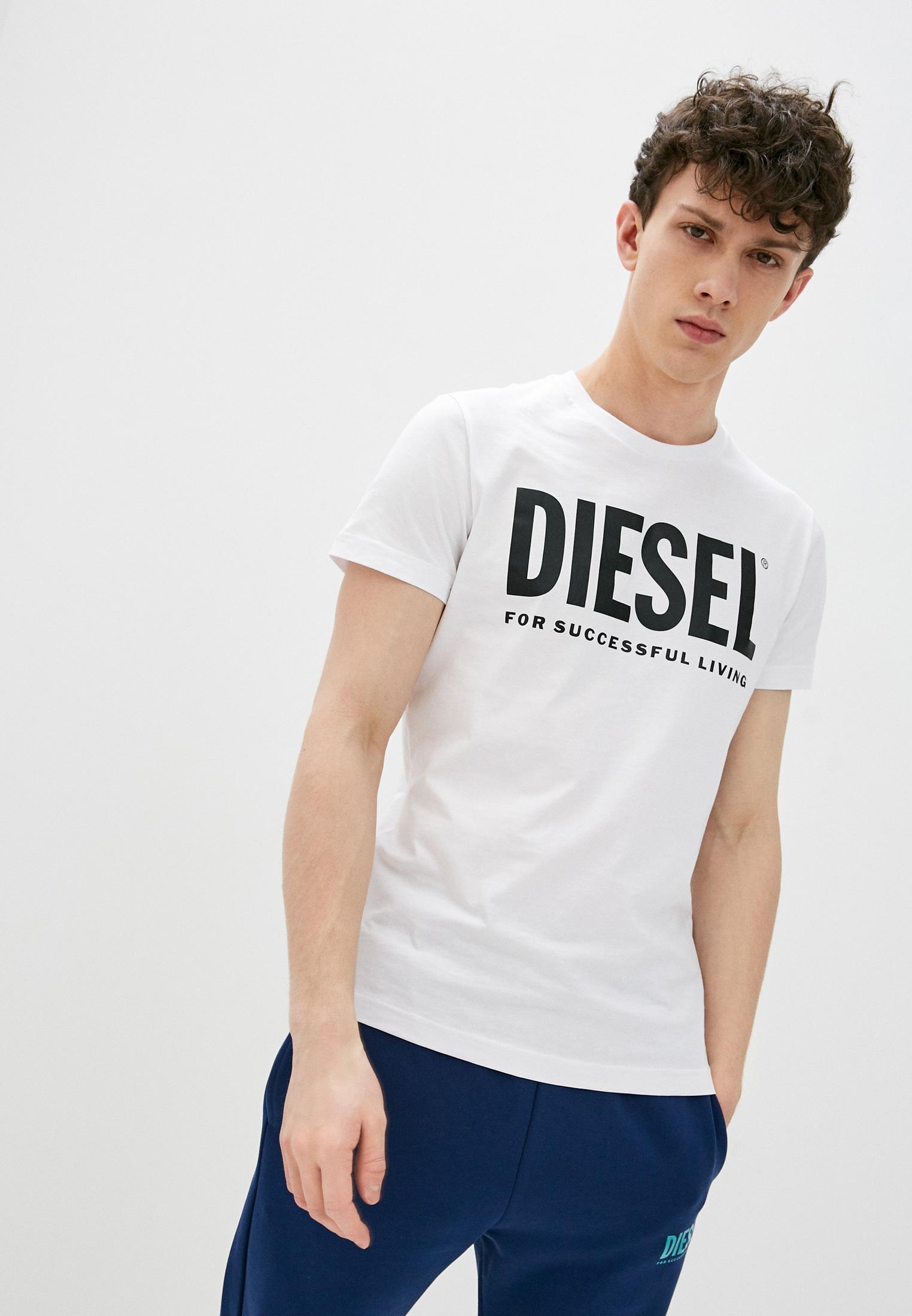 Футболка с коротким рукавом Diesel (Дизель) 00SXED0AAXJ