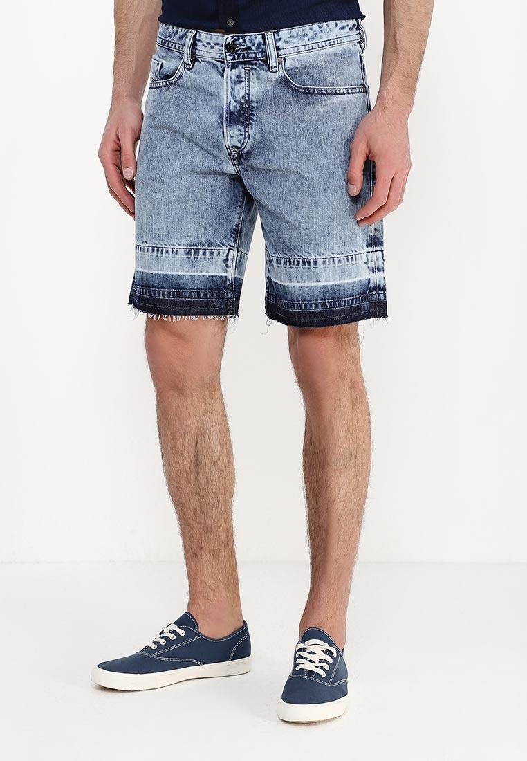 Мужские джинсовые шорты Diesel (Дизель) 00SQ3K.0852K: изображение 1