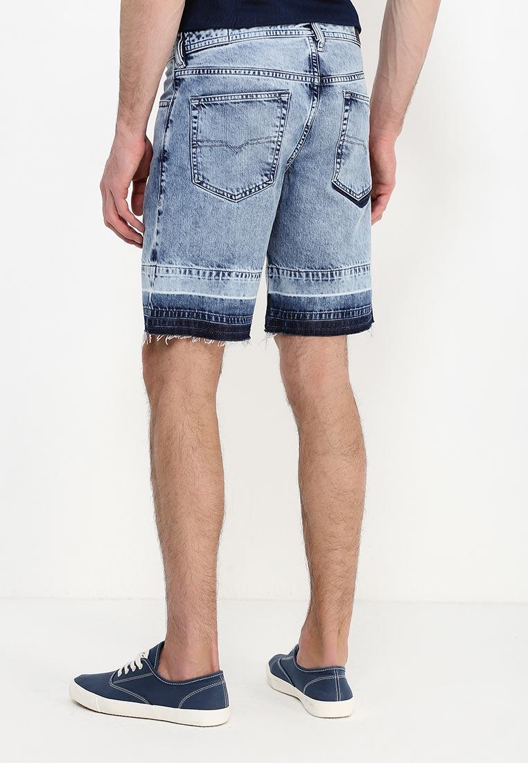 Мужские джинсовые шорты Diesel (Дизель) 00SQ3K.0852K: изображение 3