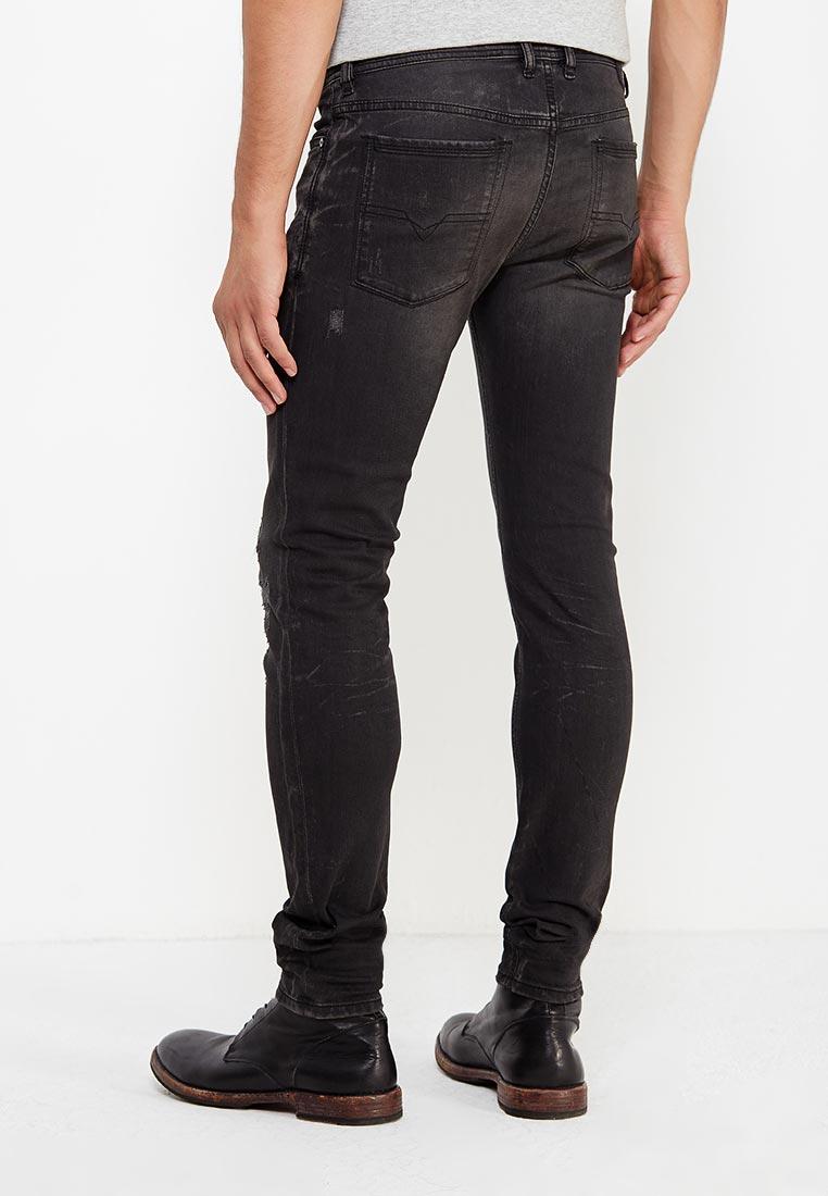 Зауженные джинсы Diesel (Дизель) 00S7VG.0676P: изображение 3