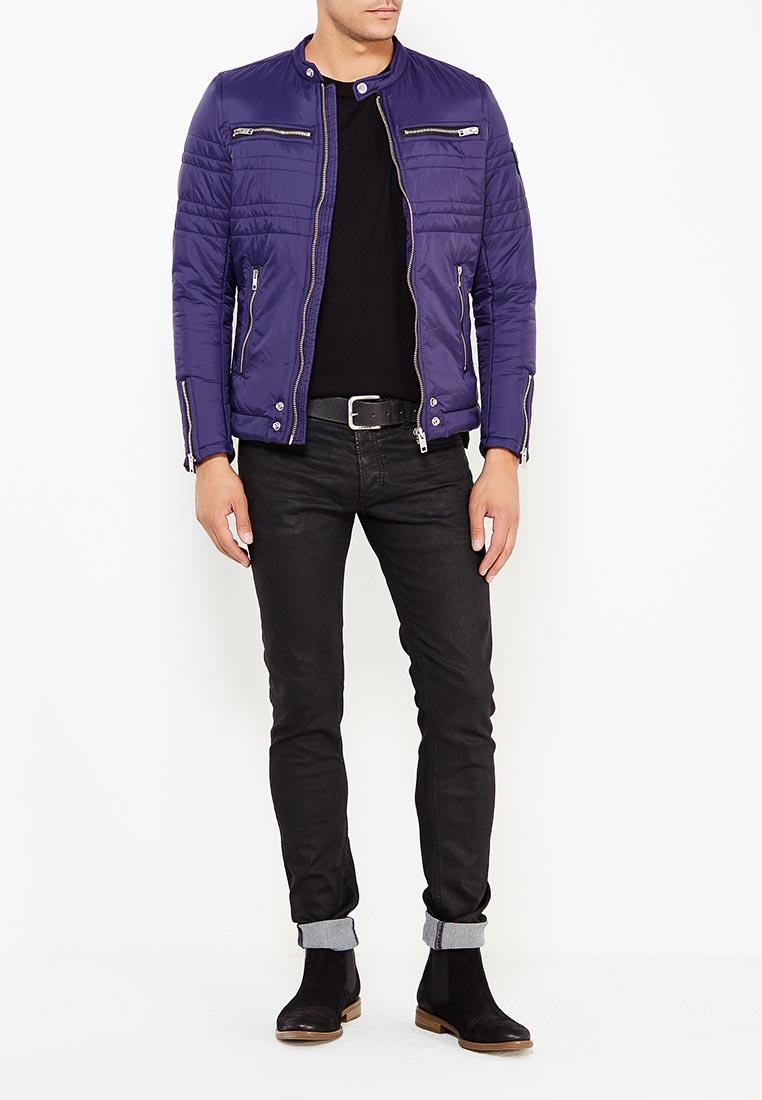 Утепленная куртка Diesel (Дизель) 00STA3.0LAMF: изображение 2