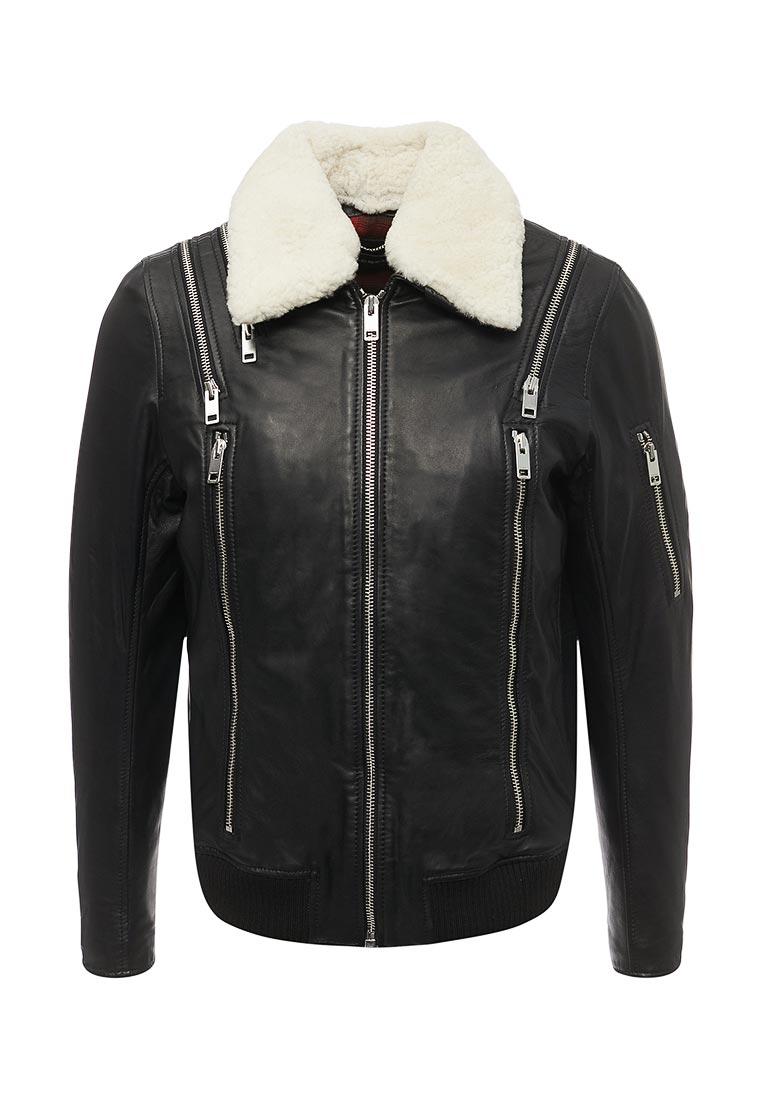 Кожаная куртка Diesel (Дизель) 00S2IY-0NARP/900