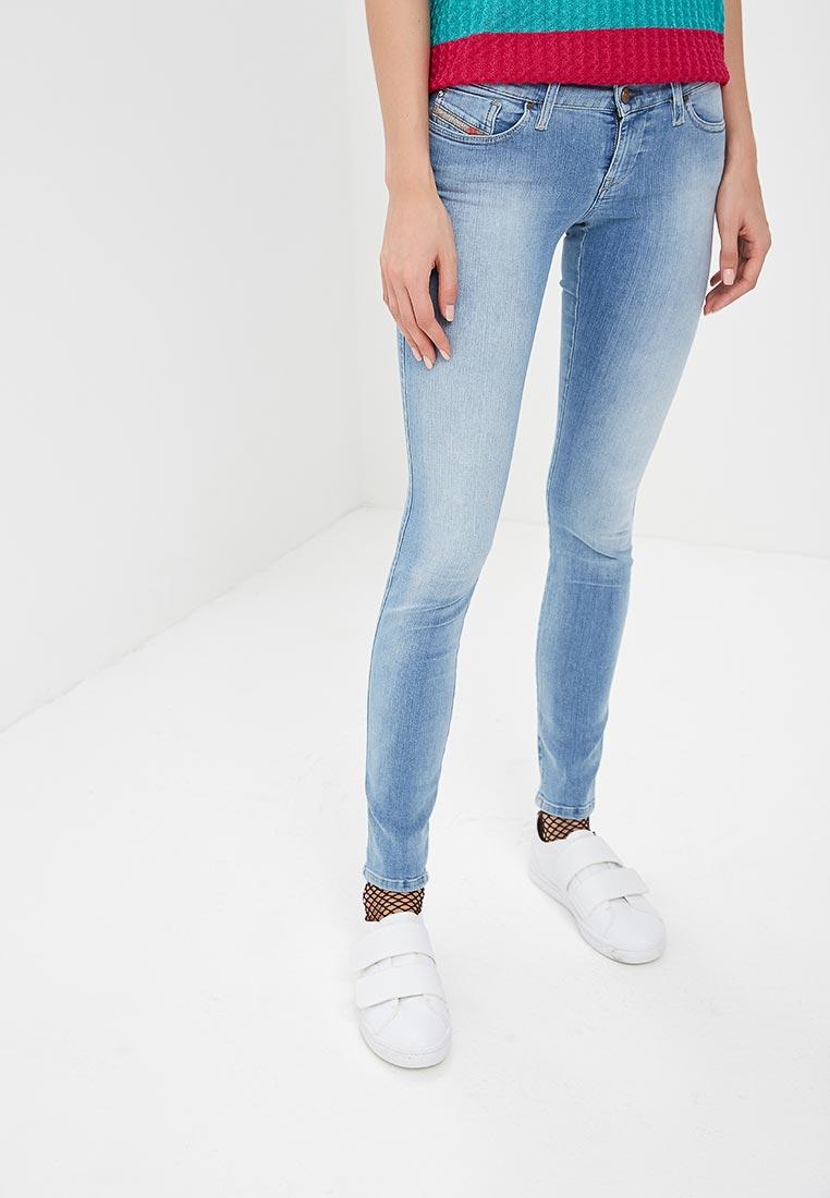 Зауженные джинсы Diesel (Дизель) 00S54P.084CR