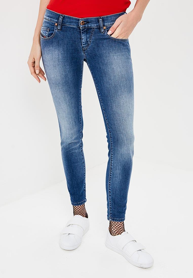Зауженные джинсы Diesel (Дизель) 00SAR5.0681N