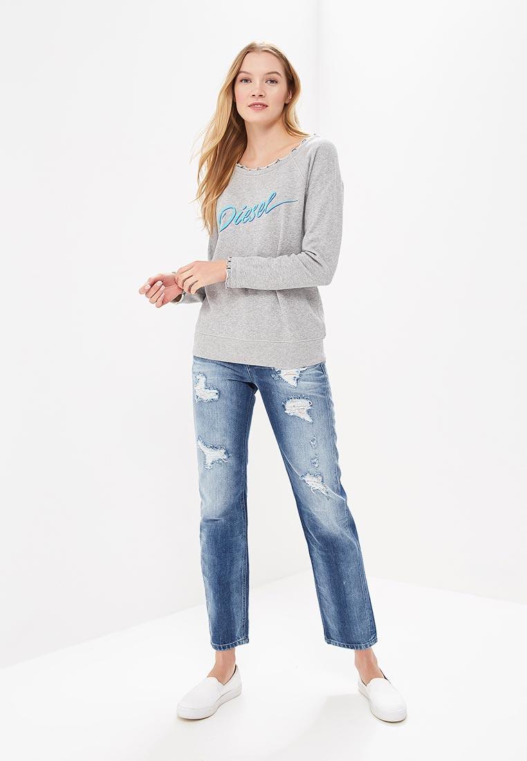Прямые джинсы Diesel (Дизель) 00SM690848I: изображение 2