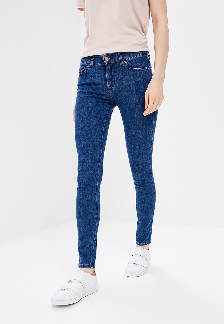Зауженные джинсы Diesel (Дизель) 00SXJN.084FR