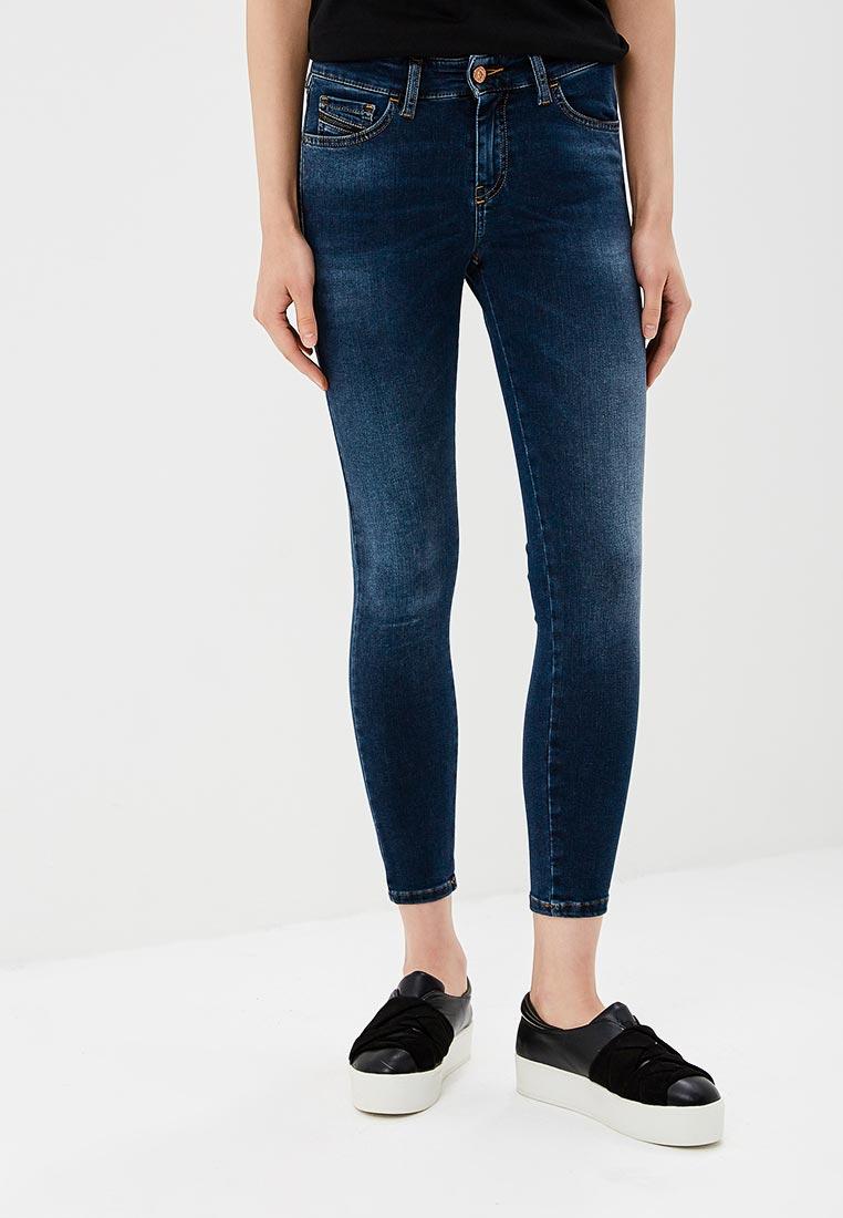 Зауженные джинсы Diesel (Дизель) 00SDJV084UT