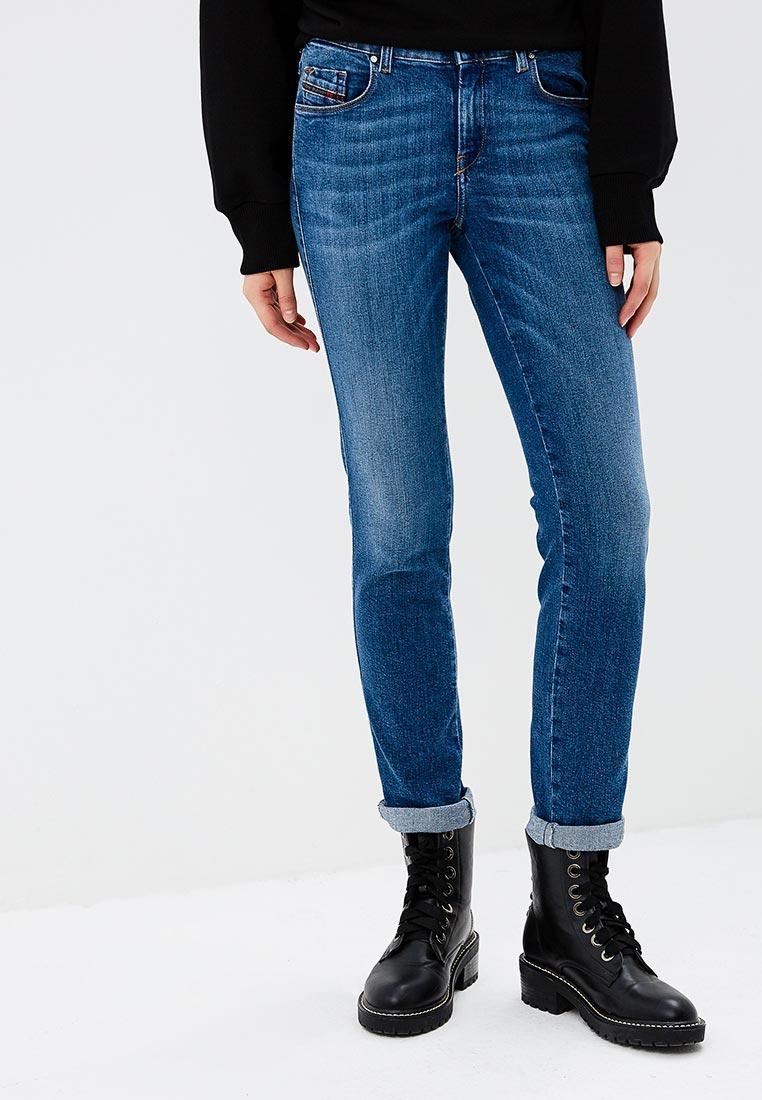 Зауженные джинсы Diesel (Дизель) 00SFXN069AJ