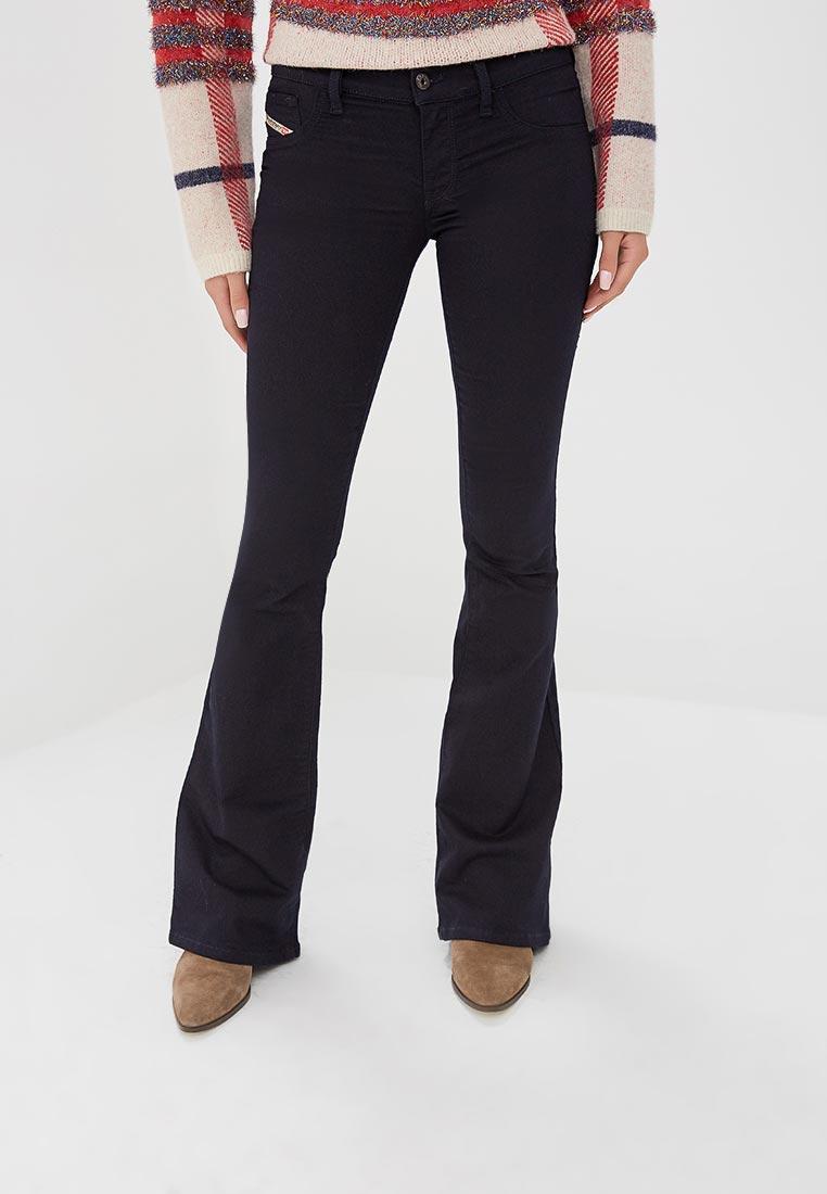 Широкие и расклешенные джинсы Diesel (Дизель) 00CV25.R608B