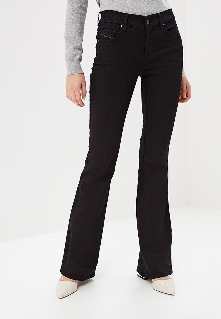 Широкие и расклешенные джинсы Diesel (Дизель) 00SNY3.0800R
