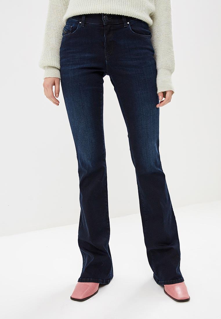 Широкие и расклешенные джинсы Diesel (Дизель) 00SNY4.0686B