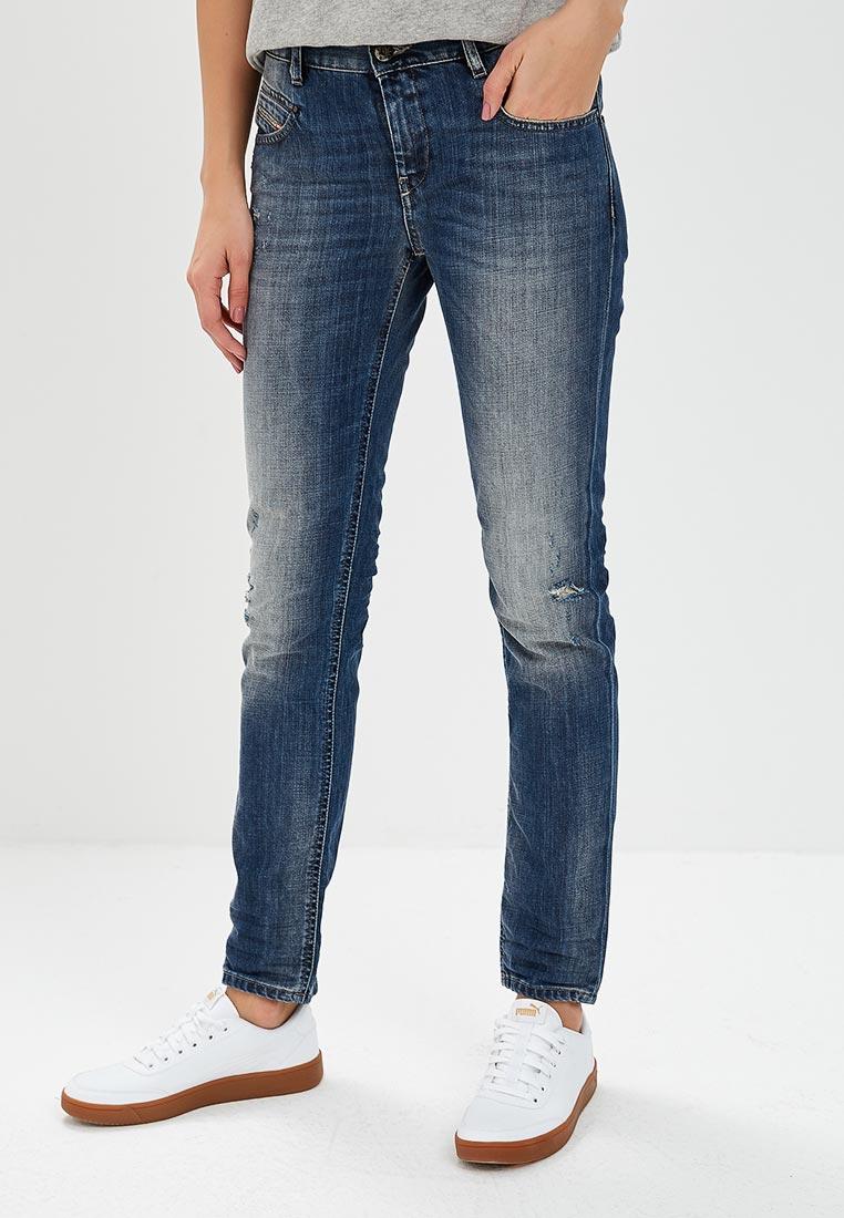 Зауженные джинсы Diesel (Дизель) 00SSSI.0853S