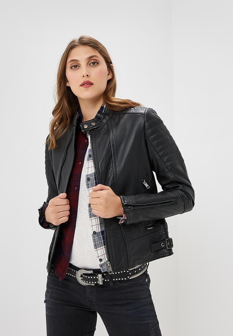 Кожаная куртка Diesel (Дизель) 00SUKVRPAGU