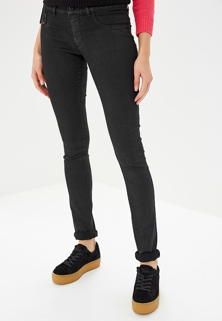 Зауженные джинсы Diesel (Дизель) 00CQLP.0838W
