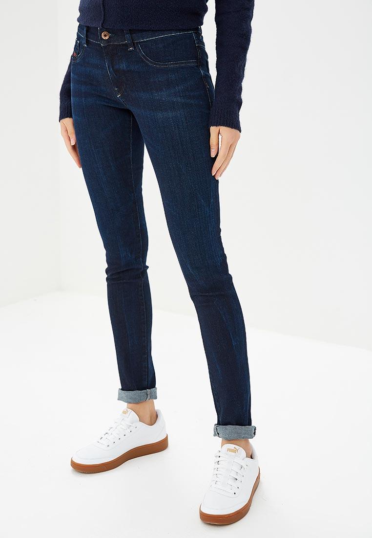Зауженные джинсы Diesel (Дизель) 00CQLP.0860N