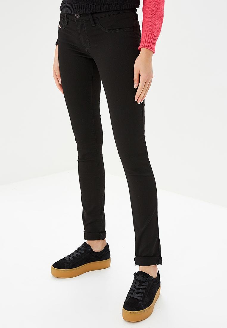 Зауженные джинсы Diesel (Дизель) 00CQLP.R8F14