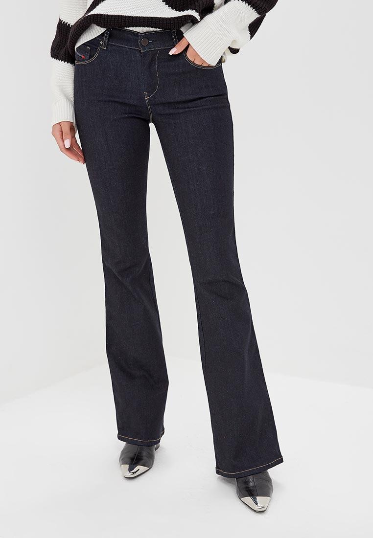 Широкие и расклешенные джинсы Diesel (Дизель) 00SNY3.0665W