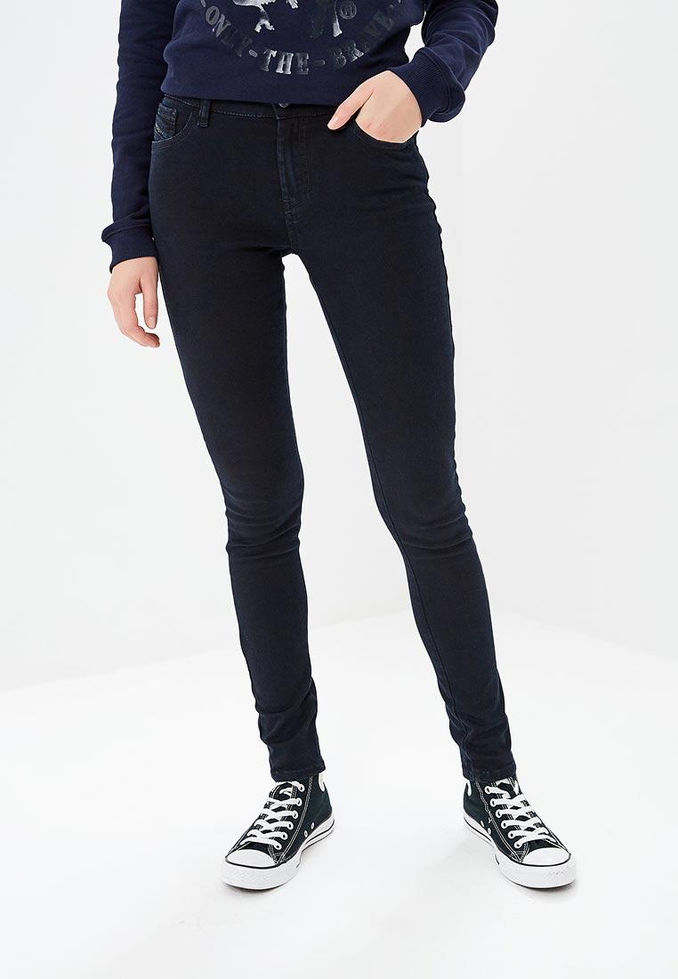 Зауженные джинсы Diesel (Дизель) 00SXJN084KB