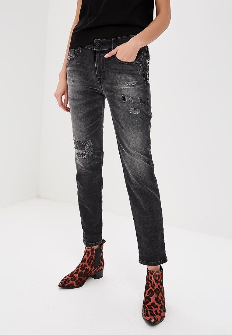 Прямые джинсы Diesel (Дизель) 00SMN0