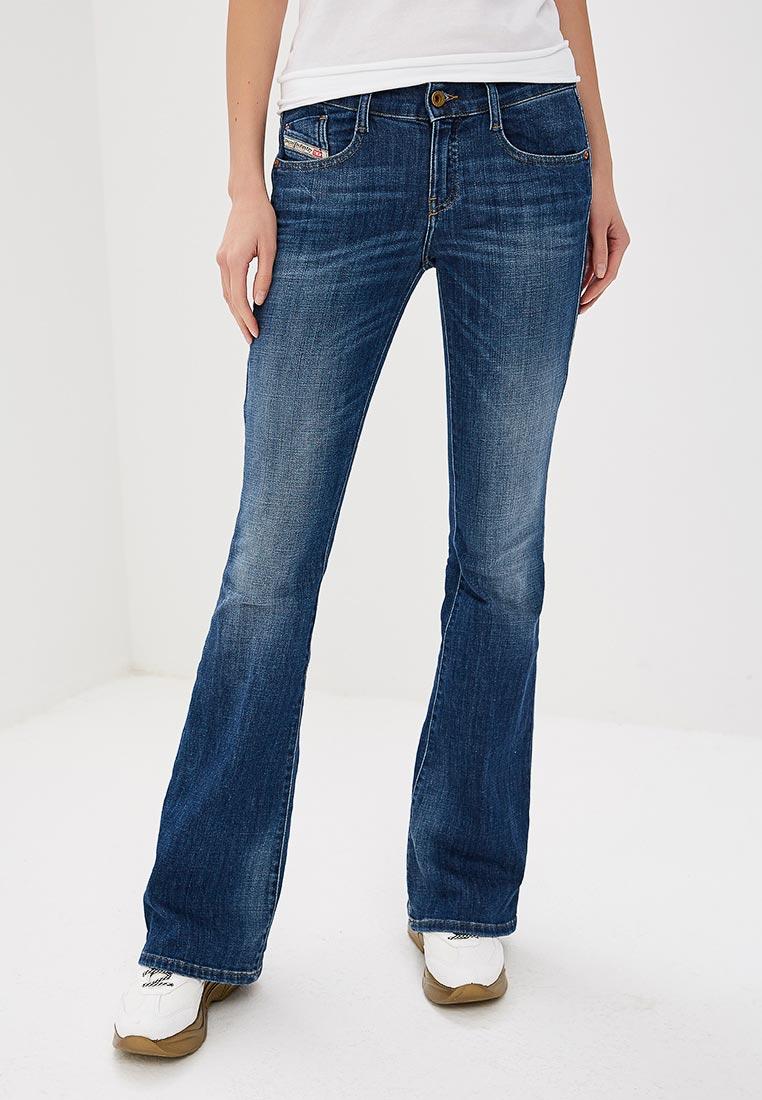 Широкие и расклешенные джинсы Diesel (Дизель) 00SMMV