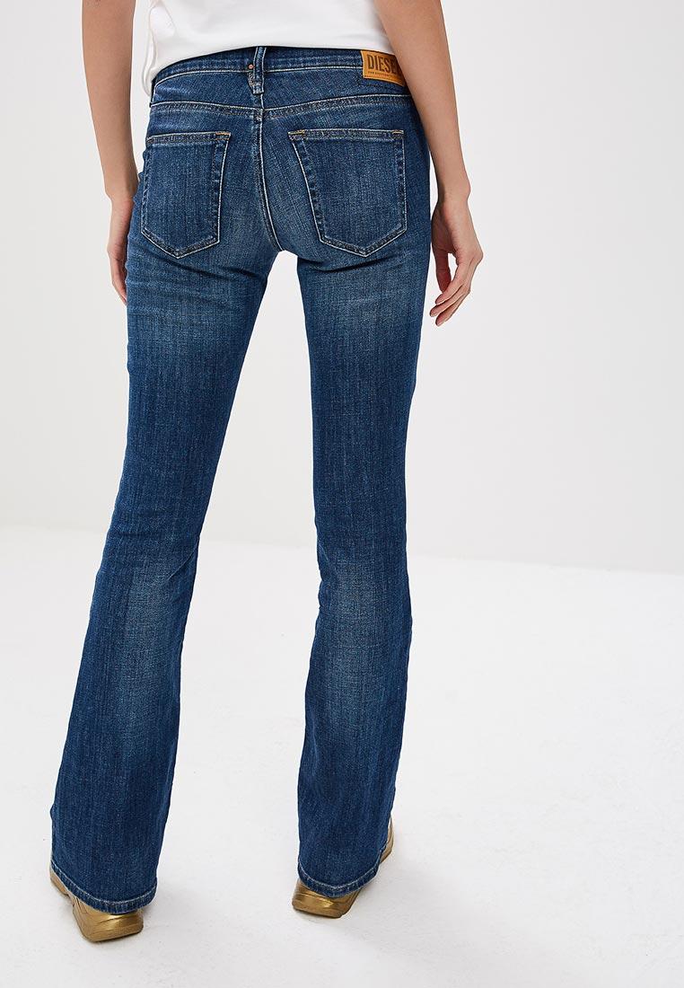 Широкие и расклешенные джинсы Diesel (Дизель) 00SMMV: изображение 3