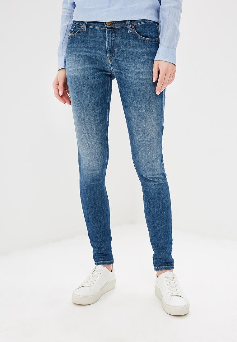 Зауженные джинсы Diesel (Дизель) 00SXJN: изображение 4