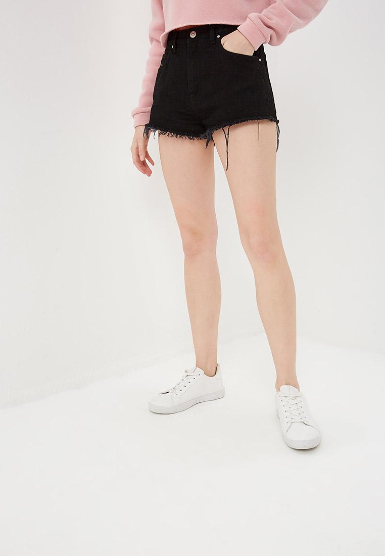Женские джинсовые шорты Diesel (Дизель) 00SEFG084TJ