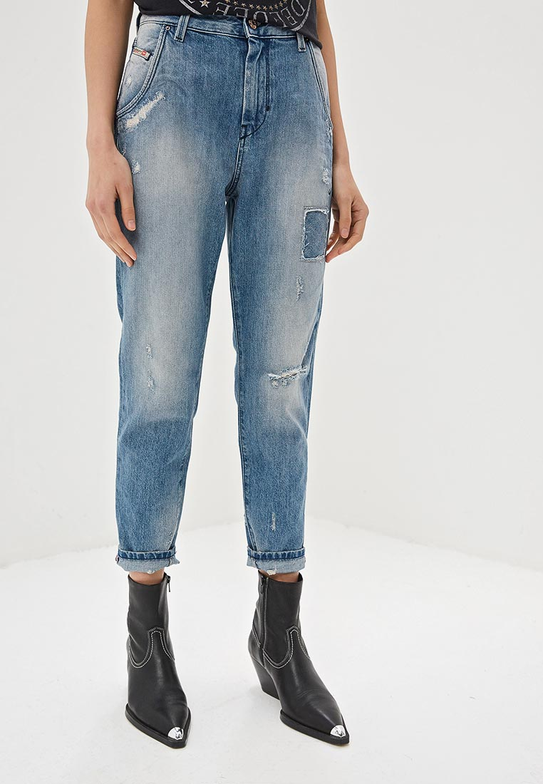Зауженные джинсы Diesel (Дизель) 00SRIX.084HE