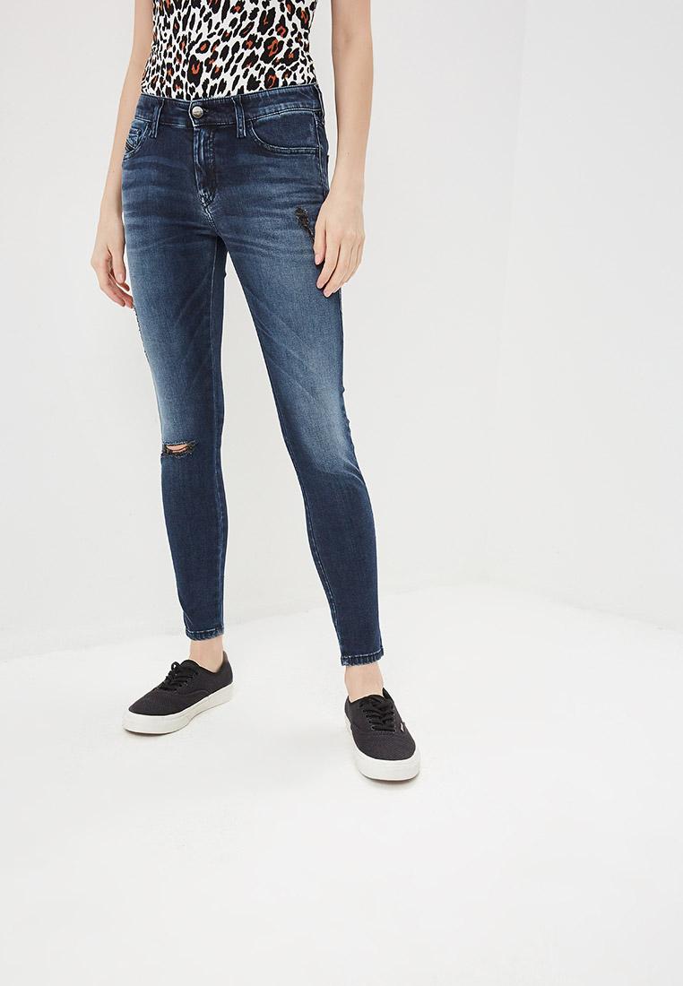Зауженные джинсы Diesel (Дизель) 00SXJM.0687T