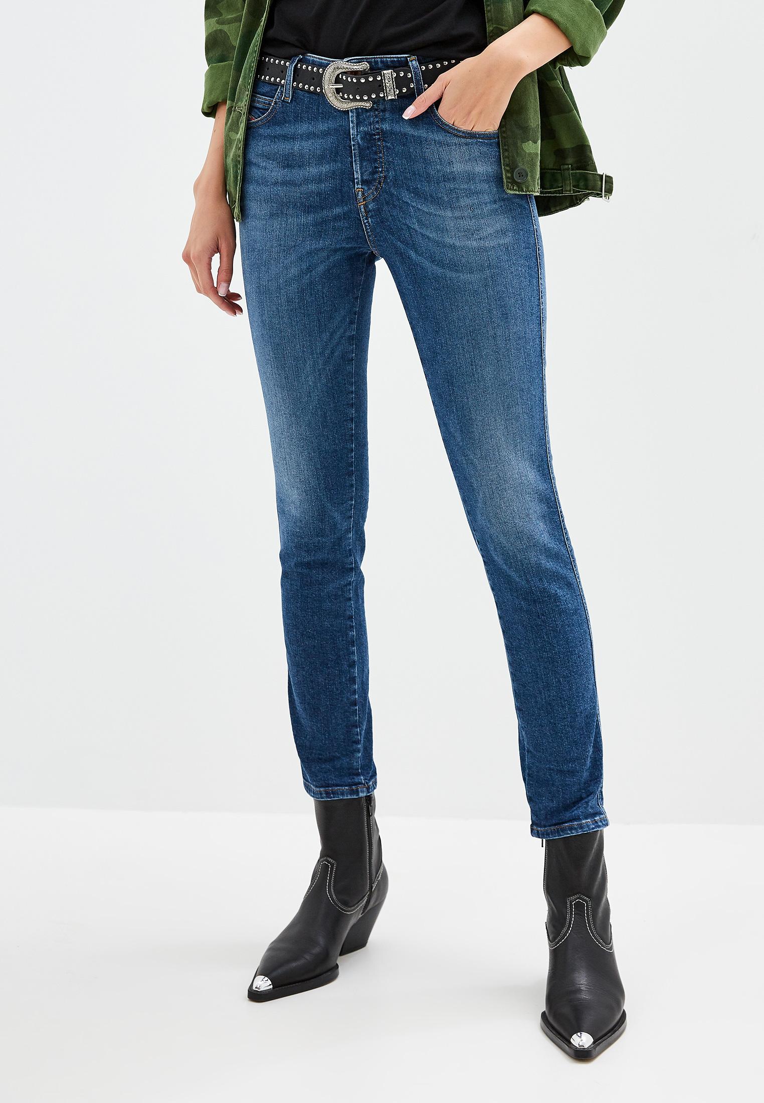 Зауженные джинсы Diesel (Дизель) 00S7LY