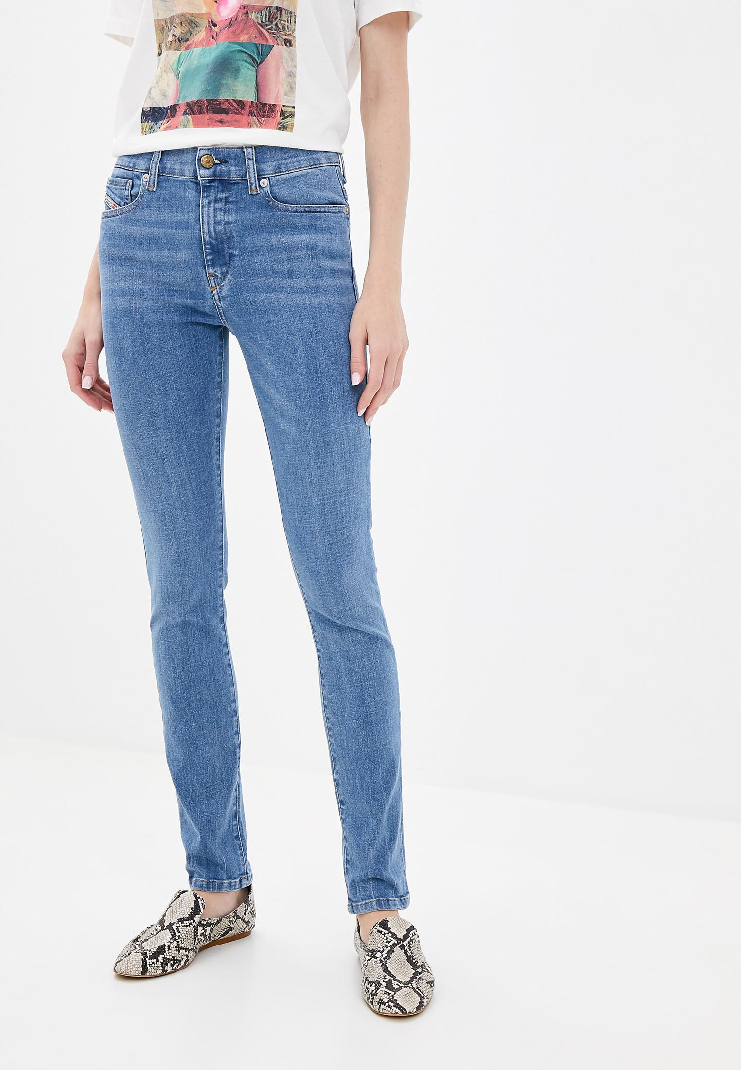 Зауженные джинсы Diesel (Дизель) 00STRN