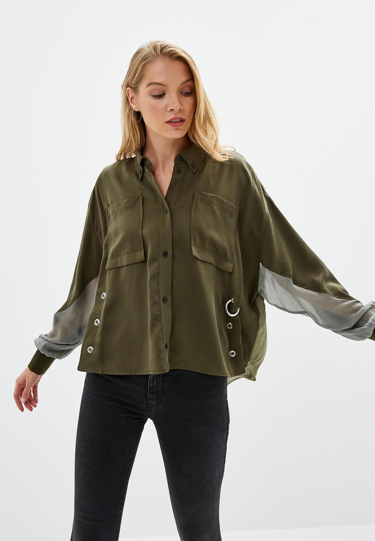 Женские рубашки с длинным рукавом Diesel (Дизель) 00SUNS