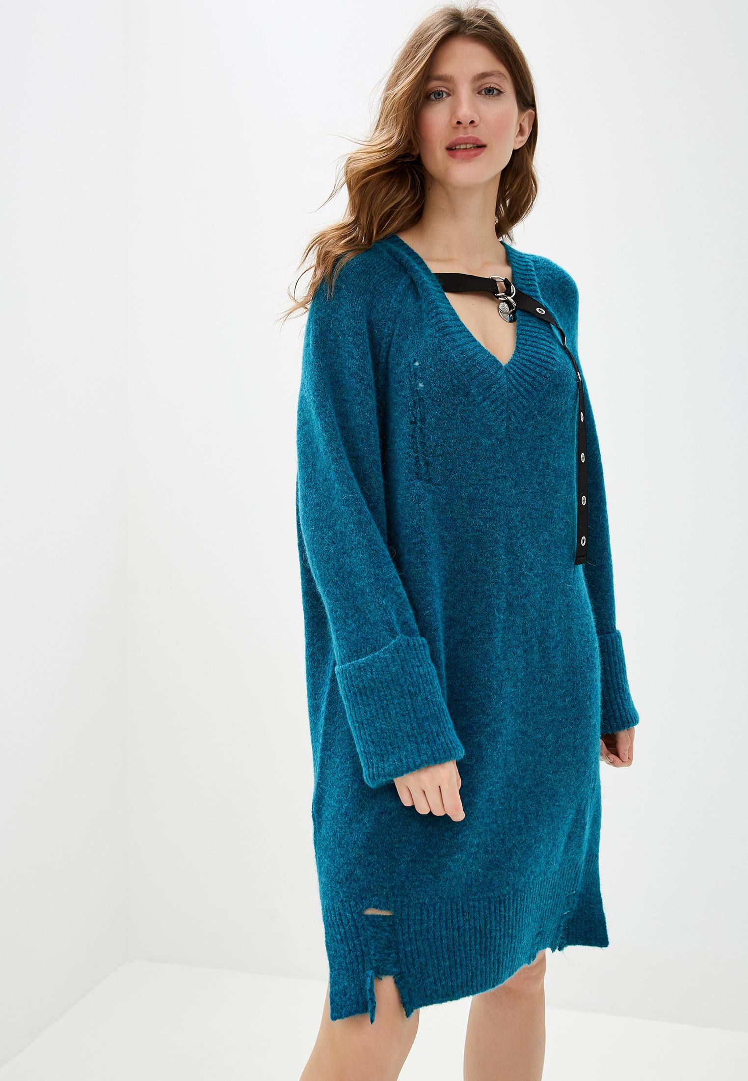 Вязаное платье Diesel (Дизель) 00SYWZ