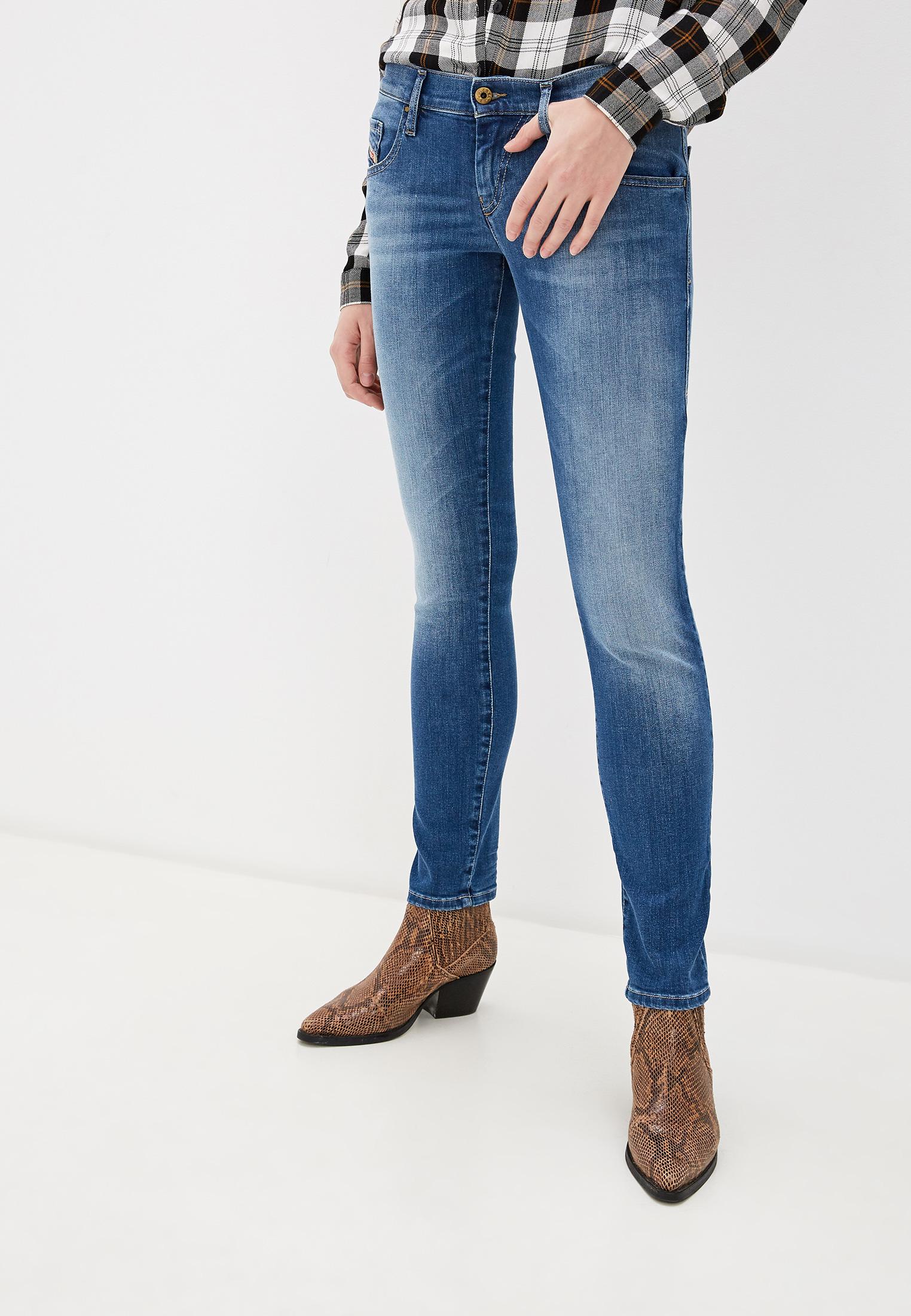 Зауженные джинсы Diesel (Дизель) 00SDNNR607N