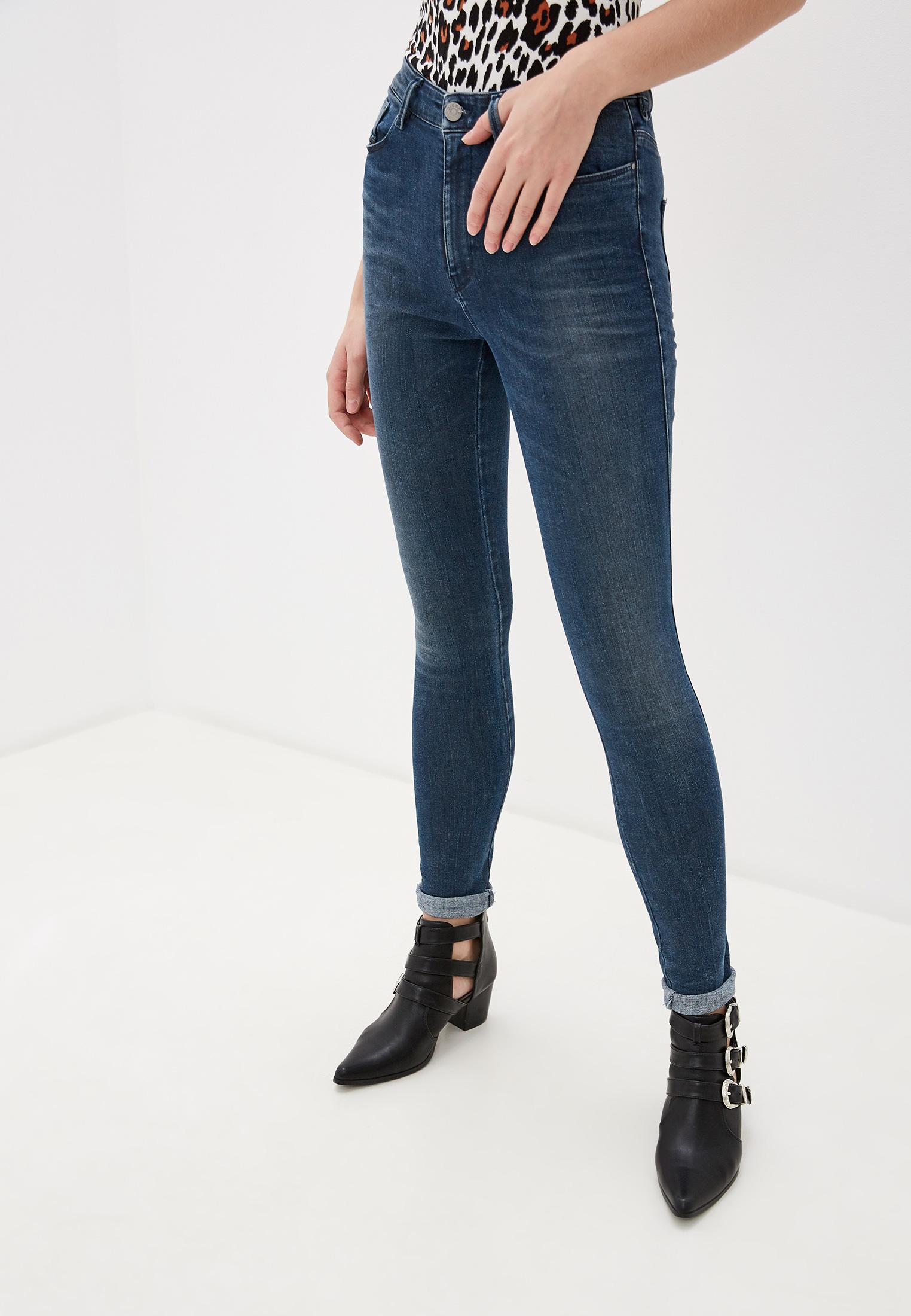 Зауженные джинсы Diesel (Дизель) 00S54U0677E