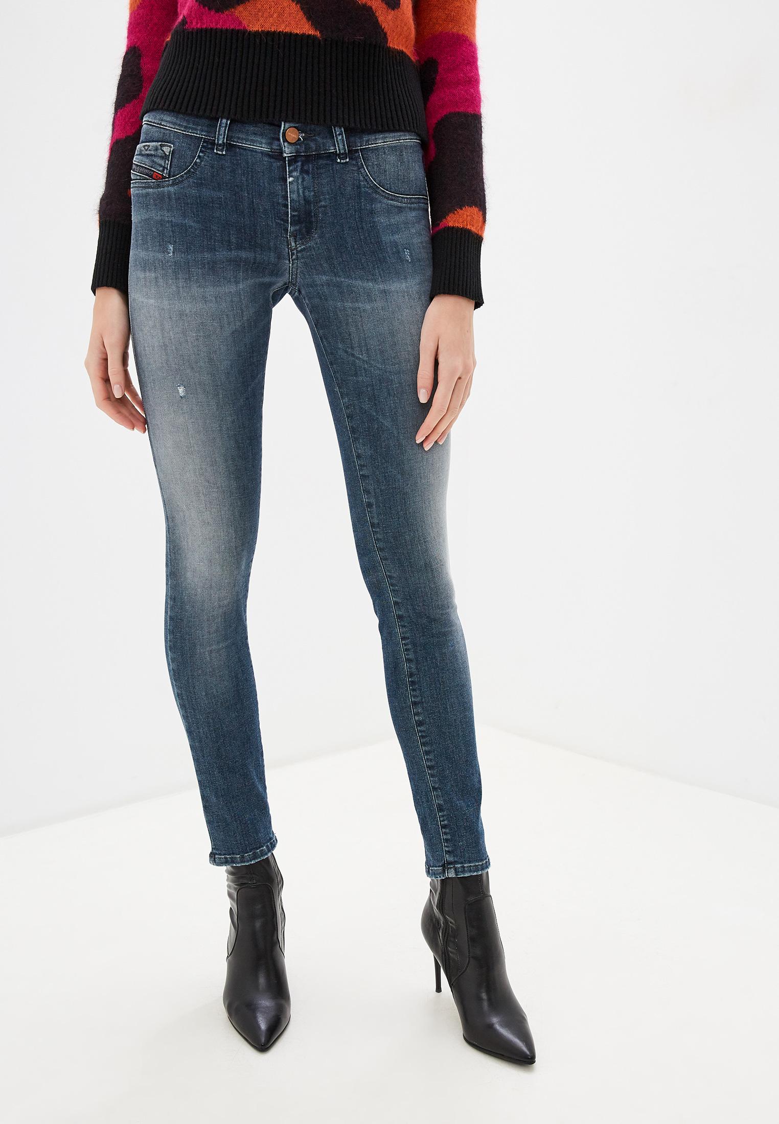 Зауженные джинсы Diesel (Дизель) 00S8ML0687L