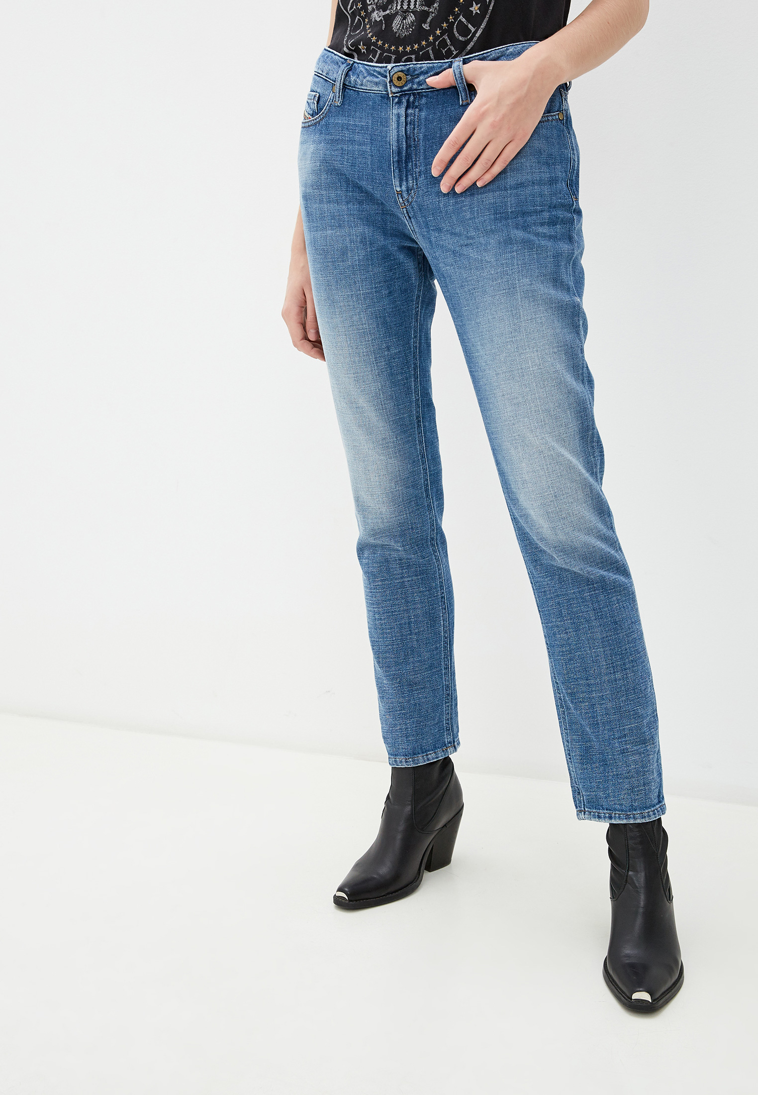 Зауженные джинсы Diesel (Дизель) 00SCDQ0847R