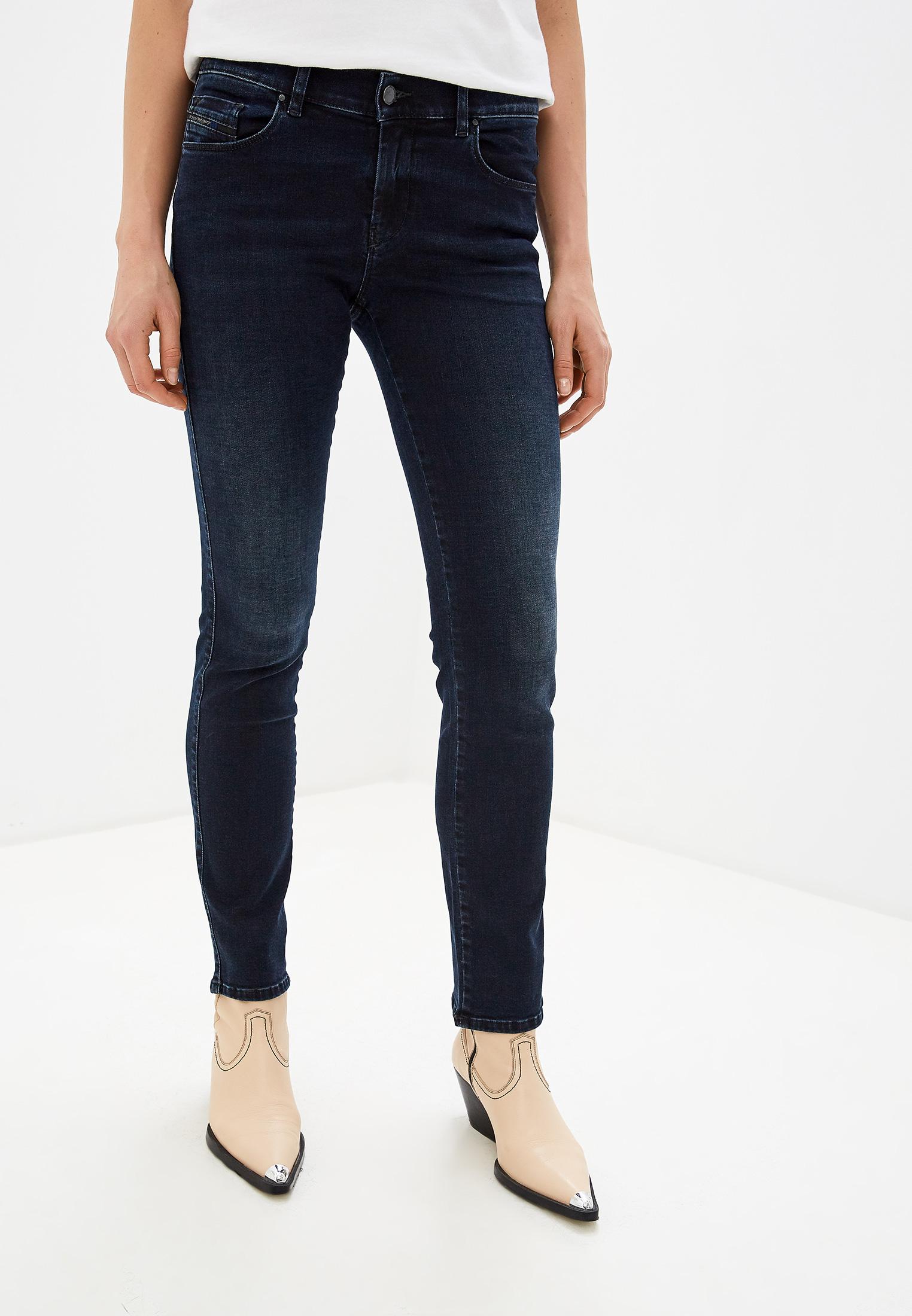 Прямые джинсы Diesel (Дизель) 00SFXN0686B