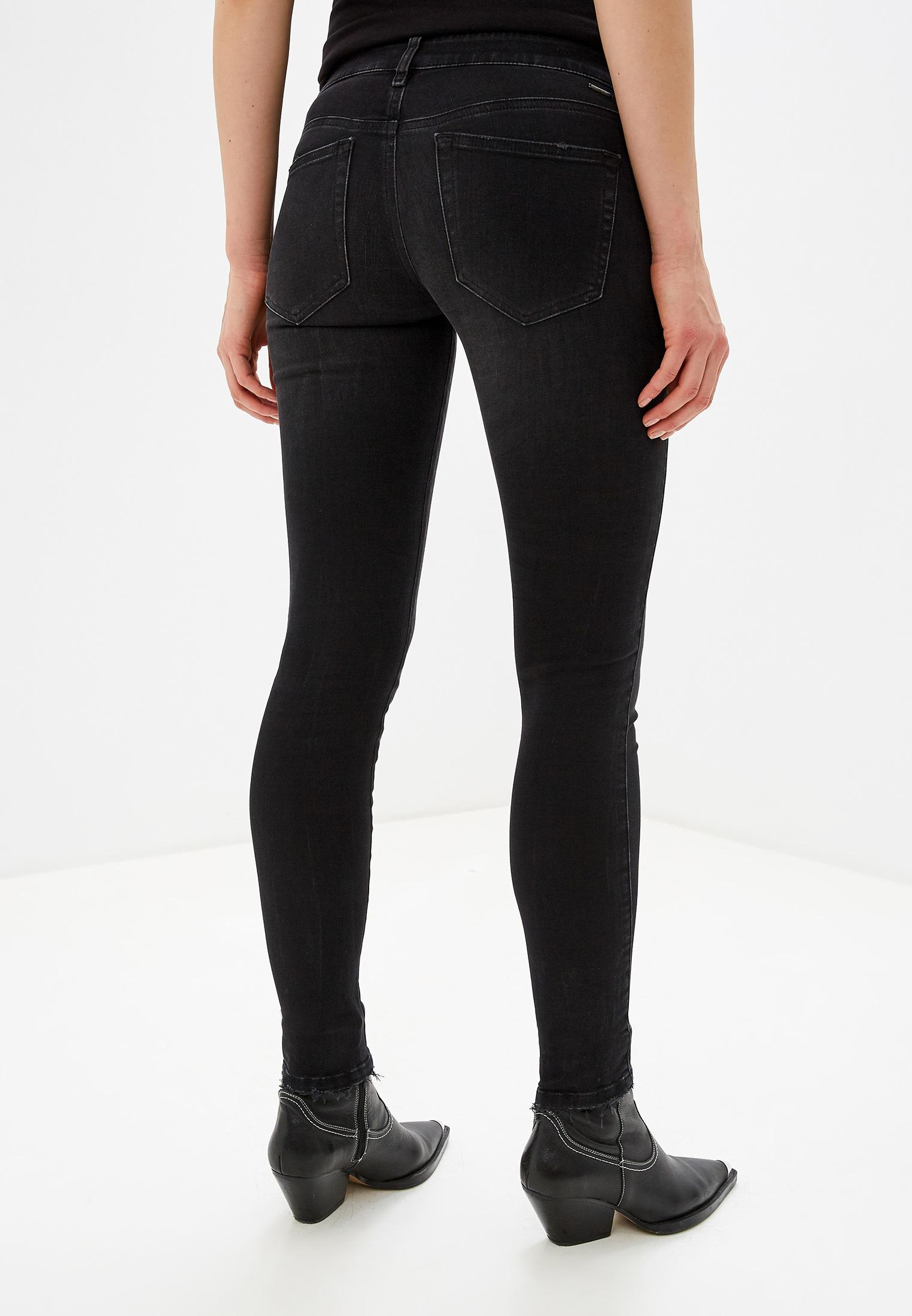 Зауженные джинсы Diesel (Дизель) 00SGSQ069BU: изображение 3
