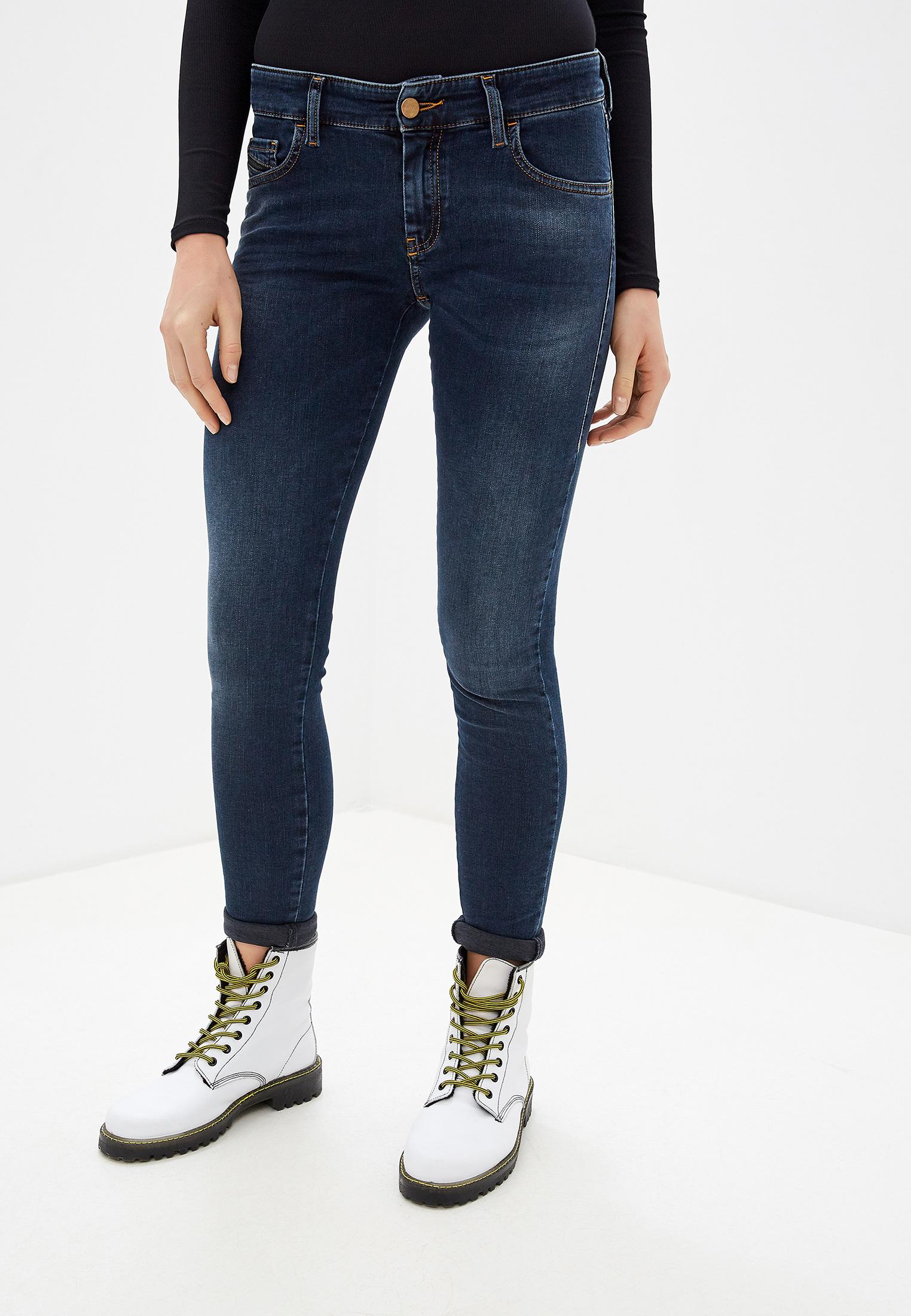 Зауженные джинсы Diesel (Дизель) 00SGSR084UT