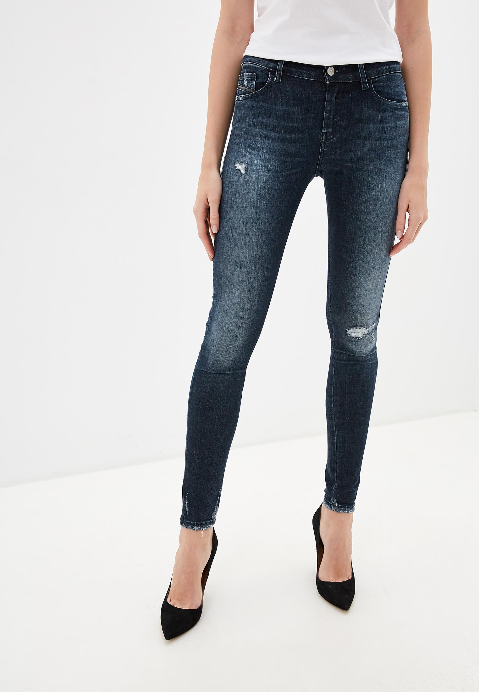 Зауженные джинсы Diesel (Дизель) 00SXJN084ZD