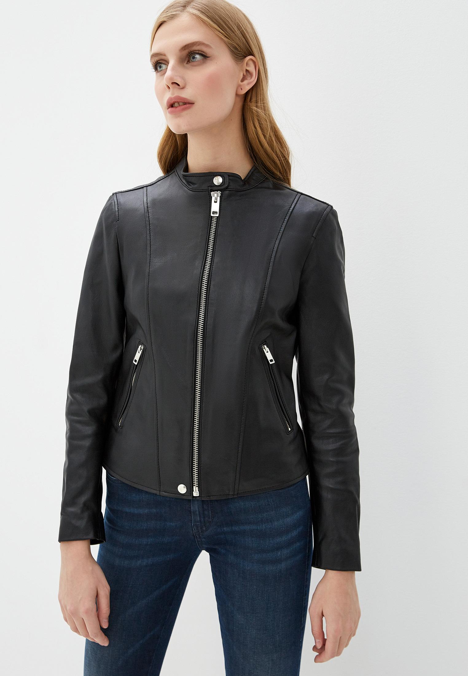 Кожаная куртка Diesel (Дизель) 00S30T0CAPI