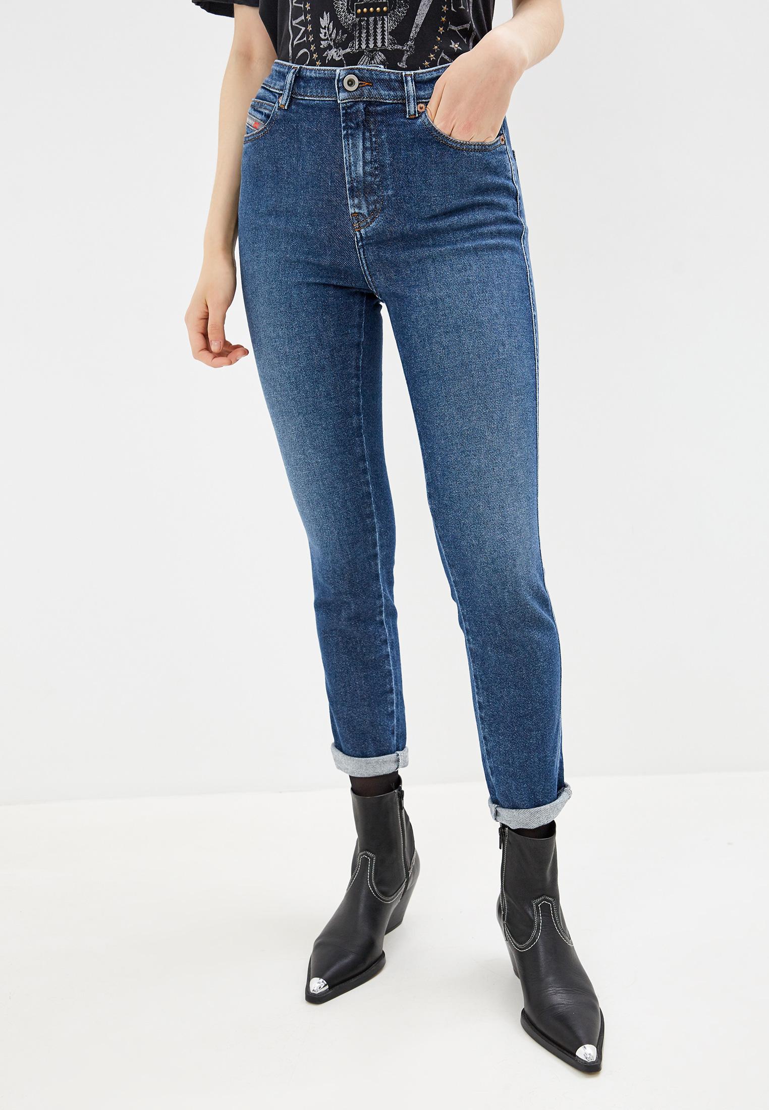 Зауженные джинсы Diesel (Дизель) 00SIJ5085AD