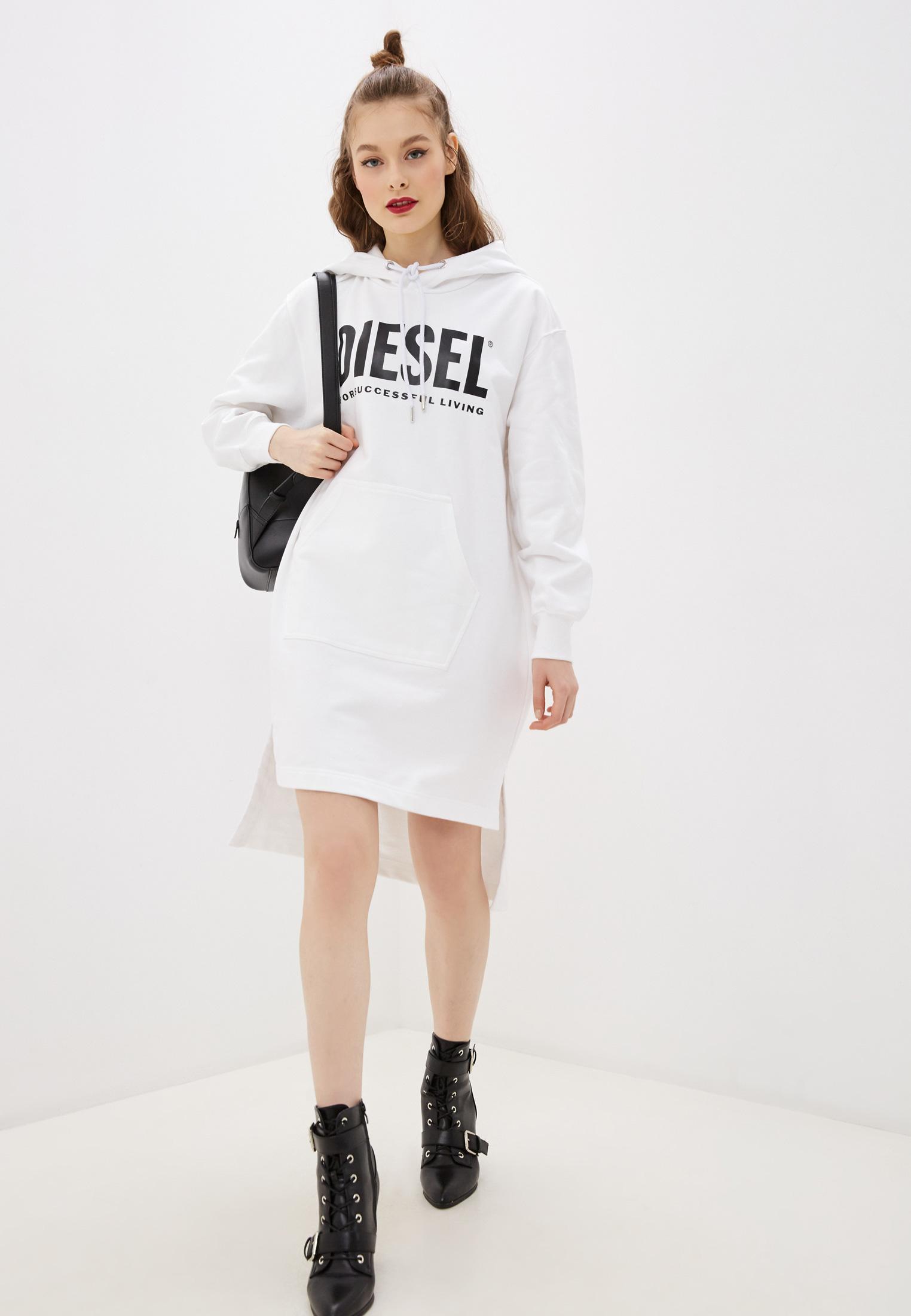 Платье Diesel (Дизель) 00SYWA: изображение 2