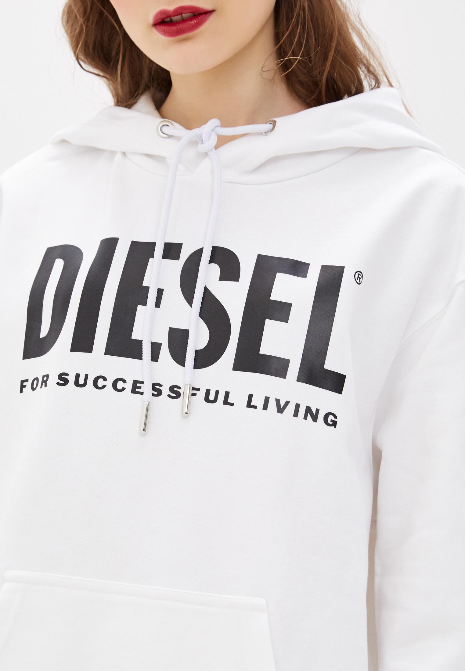 Платье Diesel (Дизель) 00SYWA: изображение 4