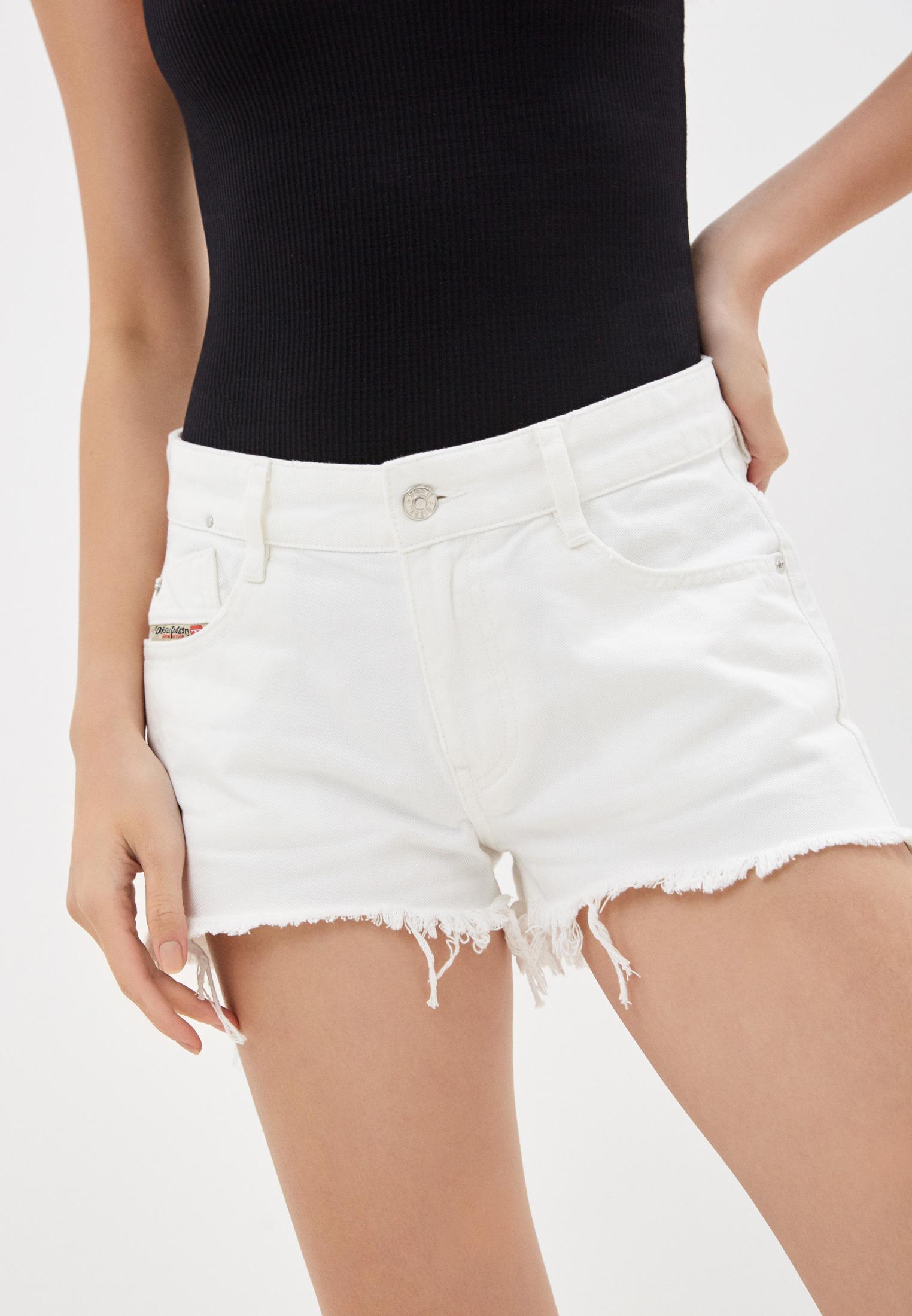 Женские джинсовые шорты Diesel (Дизель) 00SQQ3