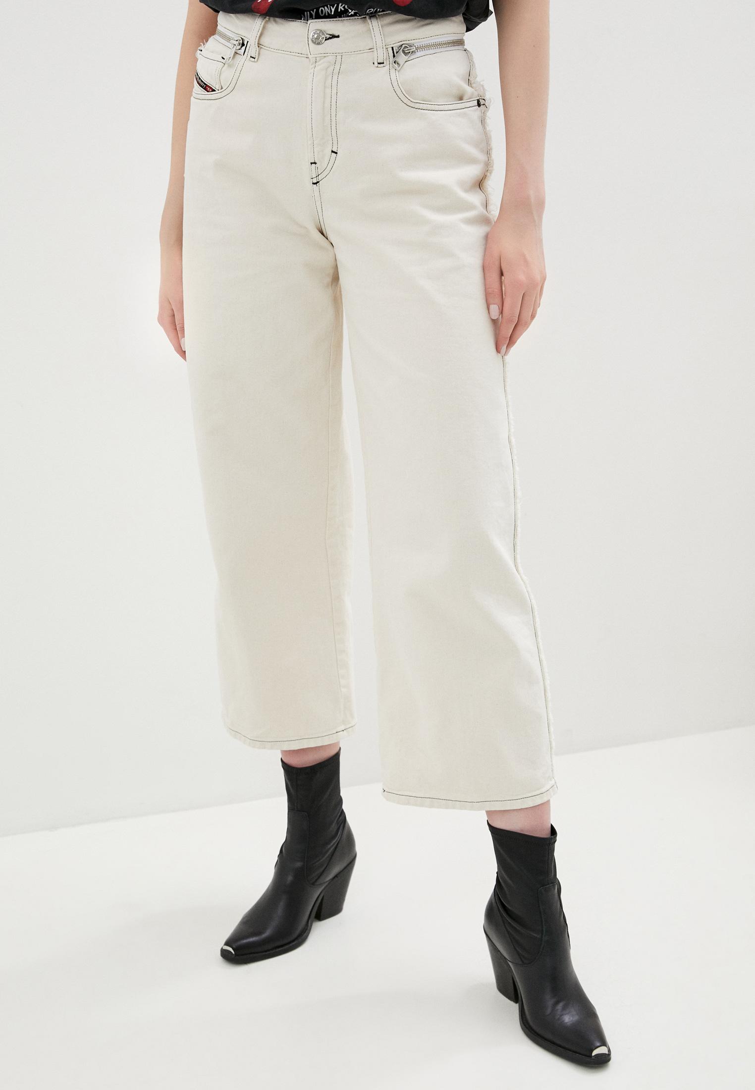Широкие и расклешенные джинсы Diesel (Дизель) 00SHJK