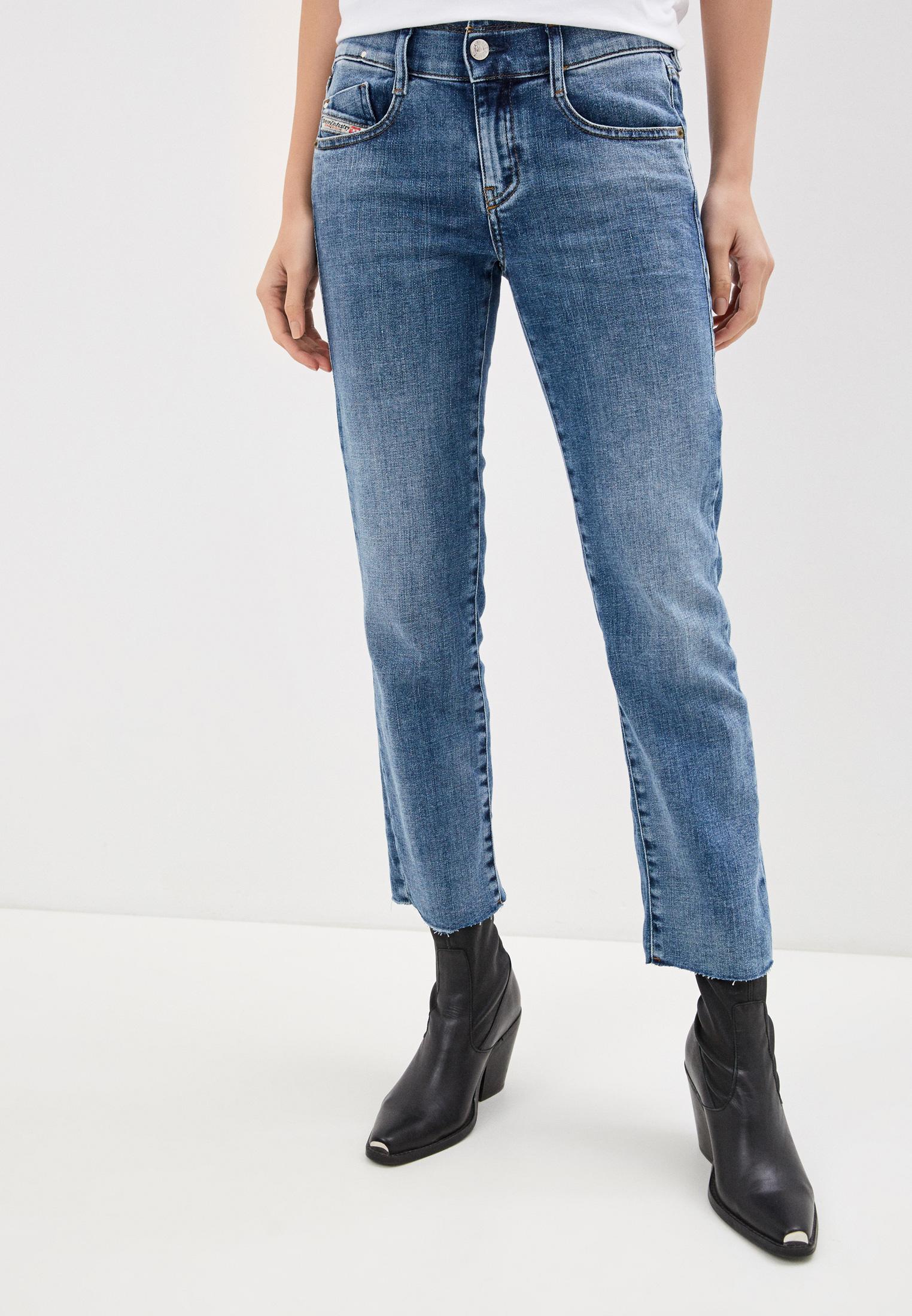 Зауженные джинсы Diesel (Дизель) 00SZUA
