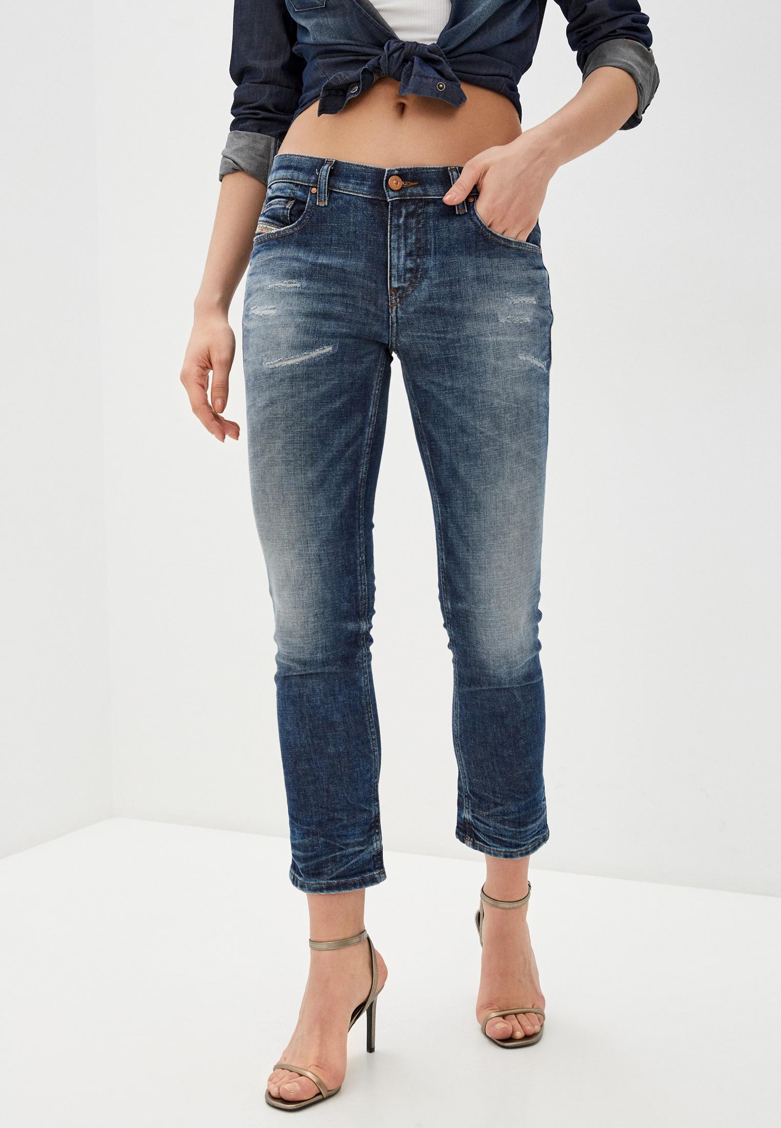 Прямые джинсы Diesel (Дизель) 00SA32