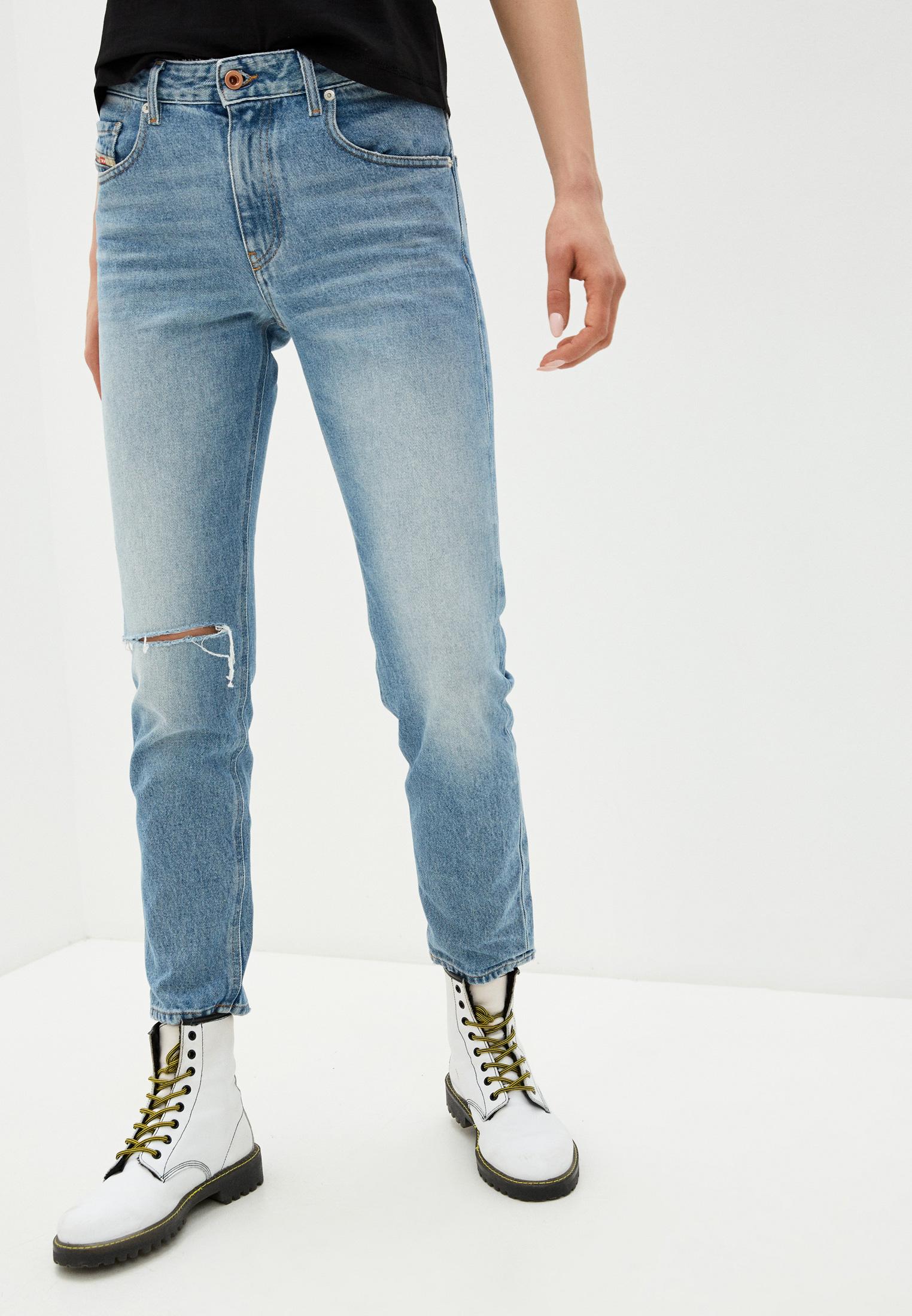 Зауженные джинсы Diesel (Дизель) 00SAUI